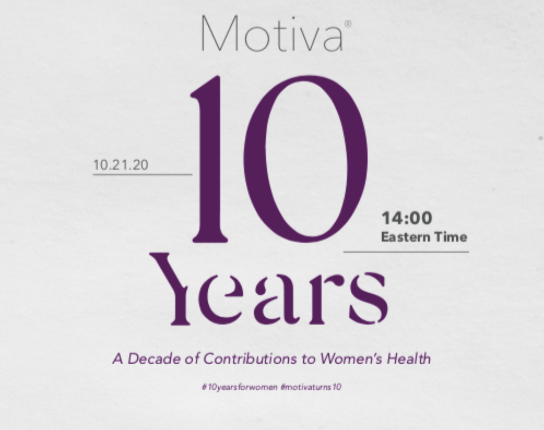 Motiva: a Decade of Contributions to Women's Health